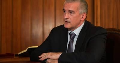 Аксенов признал, что Крым в оккупации оказался под завалами мусора