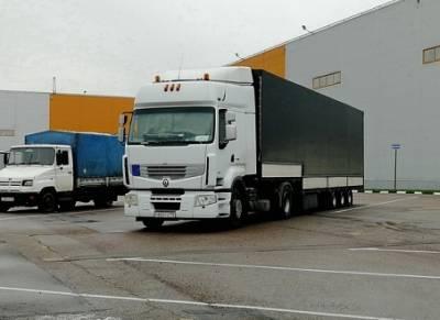 Падение водителя на парковке под Смоленском признали связанным с производством.