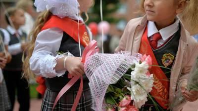 В Петербурге в новом учебном году в школу пойдут более 63 тысяч первоклассников