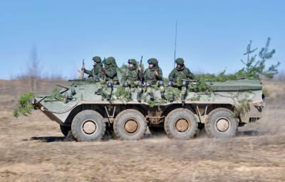 В Туве стартовали совместные учения военных России и Казахстана