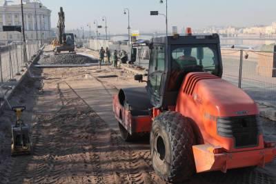 КРТИ попросил еще 8 млрд рублей на ремонт дорог в Петербурге