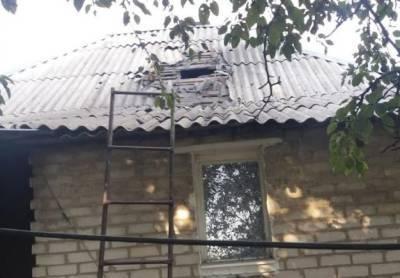 Террористы «ЛНР» обстреляли из артиллерии жилые дома | Новости и события Украины и мира, о политике, здоровье, спорте и интересных людях