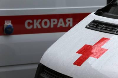 В центре Петербурга пожилой велосипедист под веществами попал в ДТП
