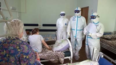 Менее 18 тысяч заразившихся коронавирусом выявили в России за сутки