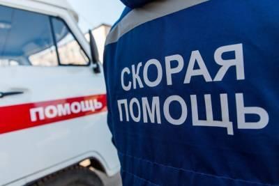 Под Волгоградом в ДТП пострадал 54-летний пассажир «Лады»
