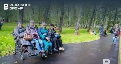 Единовременные выплаты по 10 тыс. рублей получат более миллиона пенсионеров Татарстана