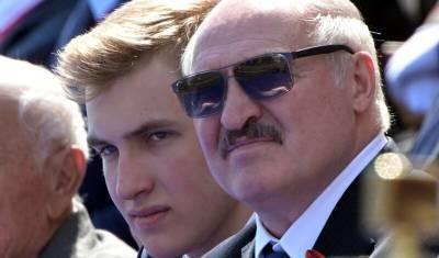 Дети Александра Лукашенко: одни в Москве, другие под боком