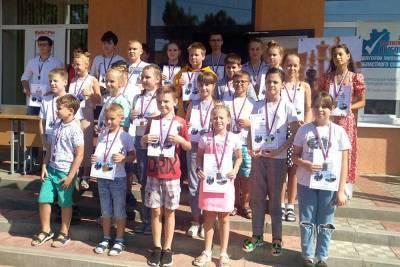 В Липецкой области определили лучших юных шахматистов