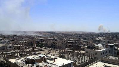 Четыре военнослужащих Сирии погибли в результате нападения террористов