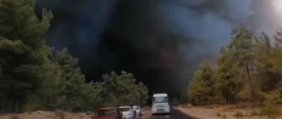 Синоптики рассказали о влиянии пожаров в Турции, Италии и Греции на погоду в Украине