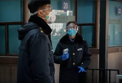 В Китае выявили новые случаи заражения коронавирусом