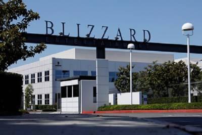 Глава Blizzard уволился после секс-скандала