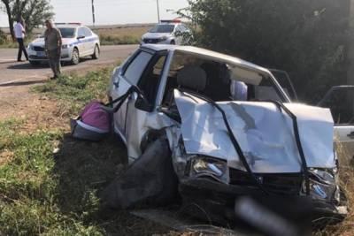 Пять человек пострадали в ДТП на западе Крыма
