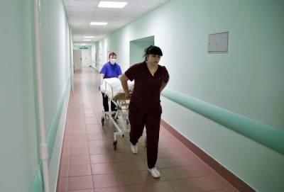 Более 500 человек умерли от COVID-19 в Курганской области с начала пандемии