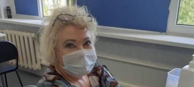 В Карелии омбудсмен Бойченко взялась за изучение тайн коронавируса (ФОТО)