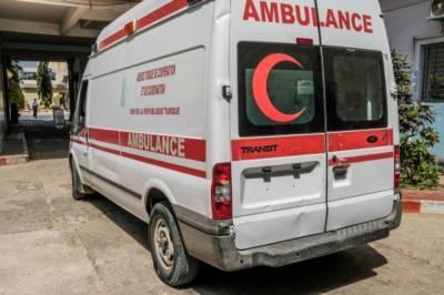 Шестеро пострадавших при ДТП в Анталье россиян остаются в больнице