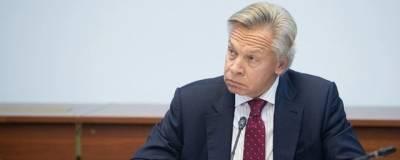 Пушков: Байден встретился с Путиным, чтобы конфронтация между Россией и США не усилилась
