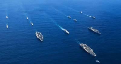 Учения ВМС США Large Scale Exercise 2021: хватит ли сил на Черное море?