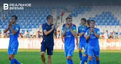 «КАМАЗ» обыграл «Нефтехимик» и пробился в элитный раунд Кубка России