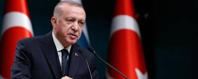 Эрдоган назвал лесные пожары международной угрозой, сравнив с терроризмом