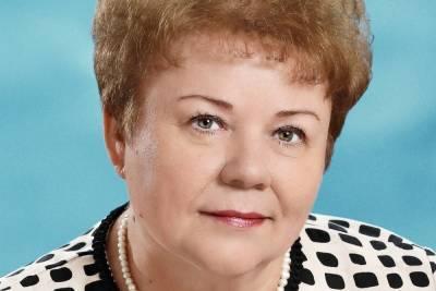В Новосибирске от коронавируса умерла заслуженный учитель России Татьяна Пирогова