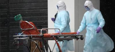 За сутки коронавирус унес жизни четырех жителей Карелии