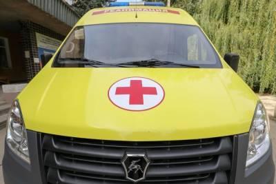 В Волгограде в ДТП с двумя легковушками погиб 21-летний пассажир