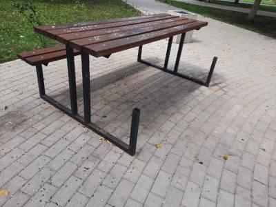 Полицейские задержали разгромивших парк в Новомичуринске хулиганов