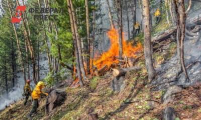 Сергей Шойгу поможет Якутии бороться с пожарами