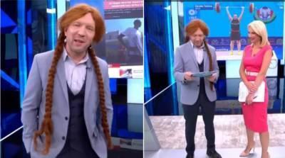 В МОК раскритиковали сюжеты российских каналов о тяжелоатлетке-трансгендере