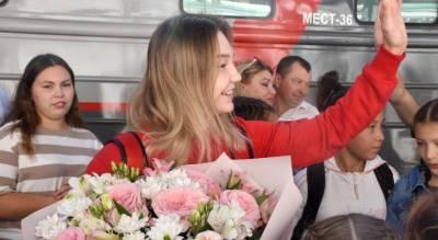 Участницу Олимпийских игр Елену Герасимову встретили в Чебоксарах