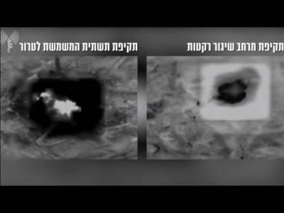 Впервые за 15 лет ВВС ЦАХАЛа нанесли удар по Южному Ливану