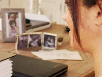 Меган Маркл случайно засветила крошечную дочь от принца Гарри