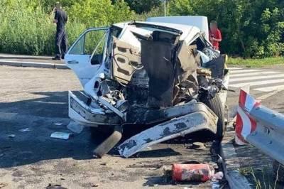 На Киевщине в результате ДТП погибла супружеская пара