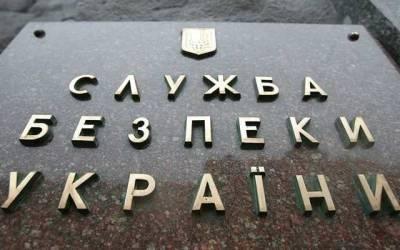 СБУ проводит обыски по делу, фигурантами в котором выступают члены Нацкорпуса Харьковщины