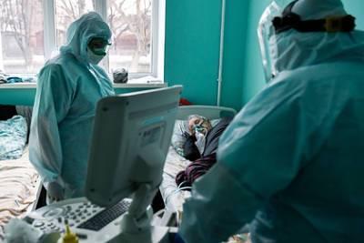 Минздрав назвал шесть вызывающих беспокойство из-за коронавируса регионов России