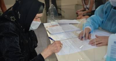 В Аджарии 102-летняя женщина привилась от коронавируса