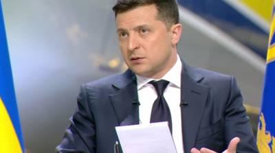 Президент призвал жителей Донбасса и Крыма противостоять оккупации