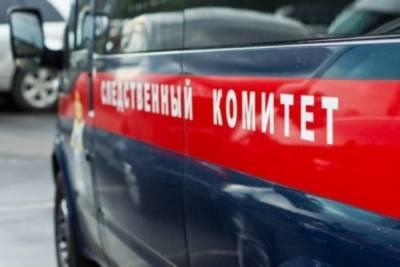 СУСК возбудил уголовное дело по факту падения рабочего со второго этажа в Смоленском районе