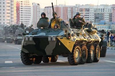 Россия выставила миротворцев на границе Армении и Азербайджана для предотвращения возможных столкновений