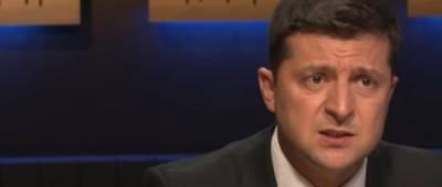 Зеленский жестко высказался о борьбе с Путиным за Донбасс и Крым