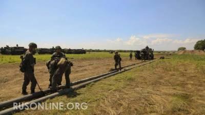 Россия выставила миротворцев на границе Армении и Азербайджана