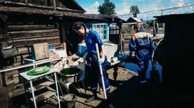 Кузбасские студенты помогут пострадавшим от наводнения жителям Забайкалья