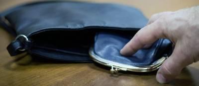 В Красногорске полицейские задержали подозреваемого в краже кошелька