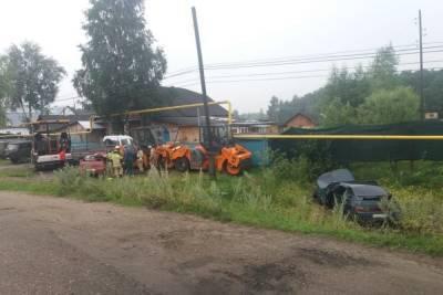 В ДТП под Томском погибла 17-летняя пассажирка «Лады»
