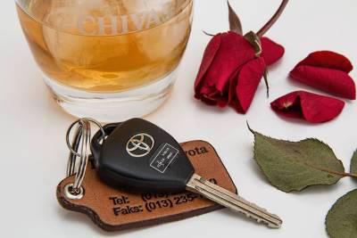 В Смоленской области полицейские повторно поймали пьяную автоледи