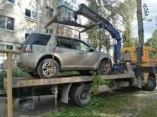 В регионе с начала года наложили арест на 1,5 тысячи автомобилей должников