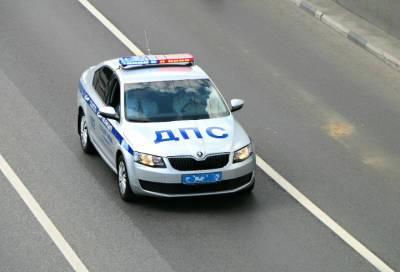 Автомобильная погоня со стрельбой: в Московском районе полиция задержала пьяного водителя