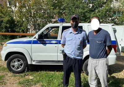В Рязани полицейские задержали разыскиваемого за грабеж жителя Воркуты