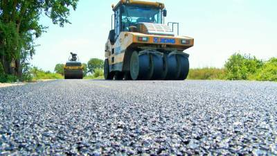 С начала года в Азербайджане построено и отремонтировано почти 120 км дорог